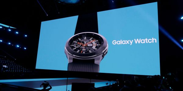 Samsung Galaxy Watch goes official w/ 'multi-day' battery life, LTE
