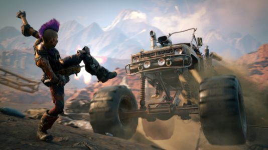 Rage 2 will release in Spring 2019, developed by Avalanche Studios