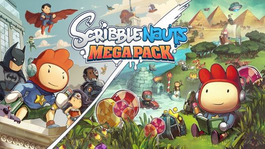 Scribblenauts Mega Pack brings two great games for one low price