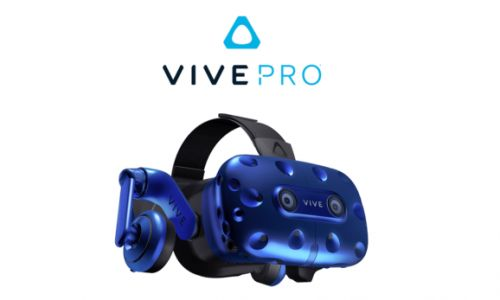 HTC executive talks Vive Pro and VR in 2018