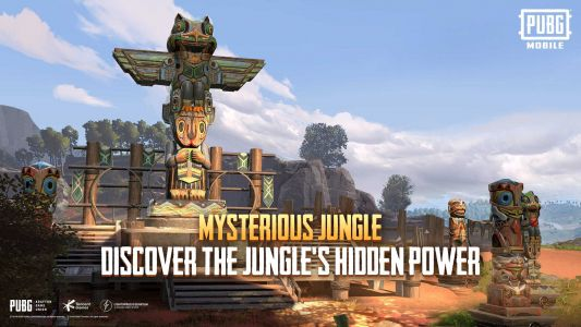 PUBG Mobile gets new Jungle Adventure Mode