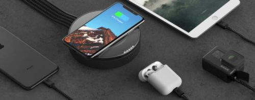 Nomad Unveils New USB Hub With Wireless Charging