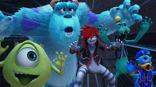Critical Mode to Finally Arrive In Free Kingdom Hearts 3 Update