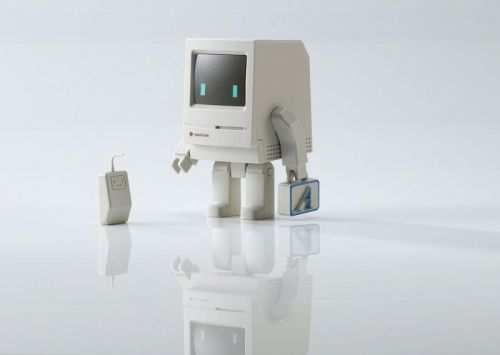 MacRumors Giveaway: Win a Set of Classicbot Classic and iBot G3 Toys