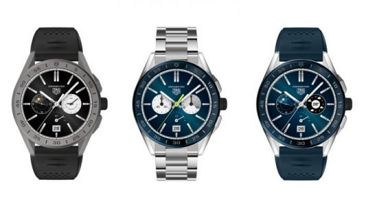 New Tag Heuer Connected smart watches launched