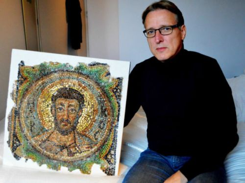 Art Detective Recovers Stolen 1,600 Year Old Mosaic
