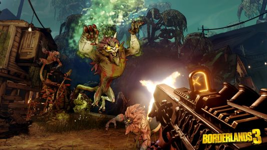 Borderlands 3 and Bloodlines 2 are pulled from Epic Games Store's big sale