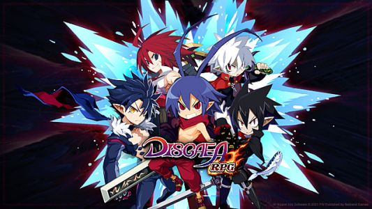 Disgaea RPG Rises from the Netherworld Soon