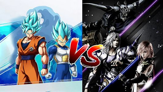Mark My Words: Dragonball FighterZ Will Be More Popular Than Dissidia Final Fantasy NT
