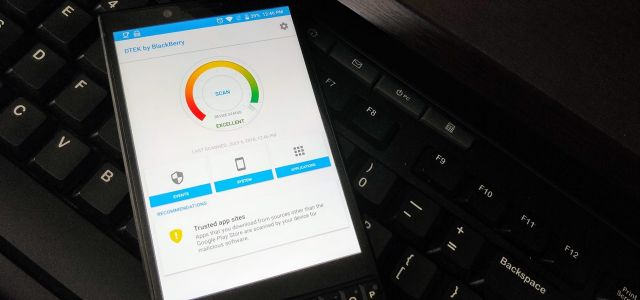 How to Use BlackBerry's DTEK Security Suite to Protect Your Device