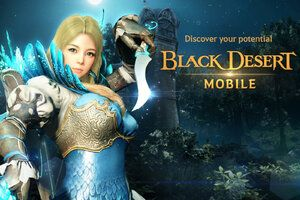 MMORPG Black Desert Mobile takes on Android and iOS devices across the globe