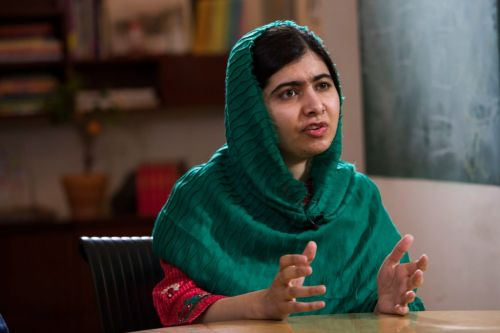 Apple, Malala Fund Team Up to Educate 100,000 Girls
