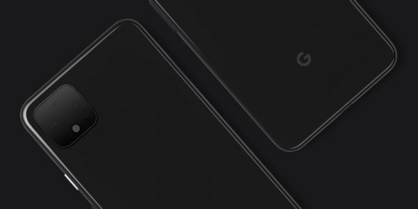 Google posts the first official Pixel 4 image