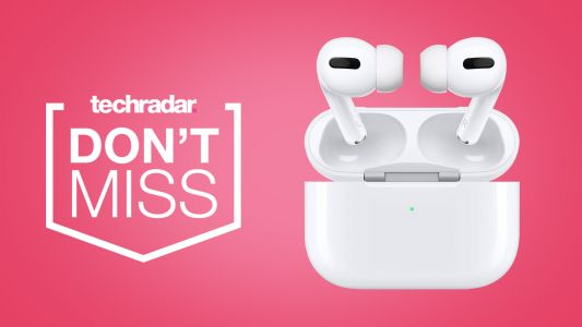 Quick - the Apple AirPods Pro have hit their lowest ever price