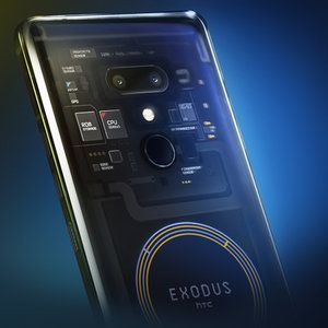 HTC Exodus 1 announced with flagship specs, blockchain crypto cred, and a price in Bitcoin