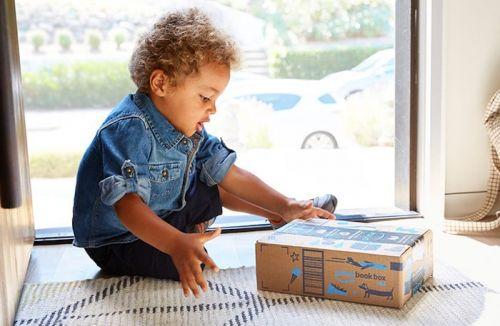 Amazon Book Box for kids now available to all US Prime members