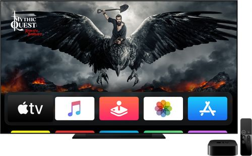 Apple Seeds Fourth Beta of tvOS 14.2 Update to Developers