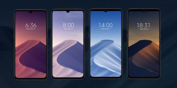 Xiaomi back to its old tricks with a blatant copy of macOS Mojave's dynamic wallpaper