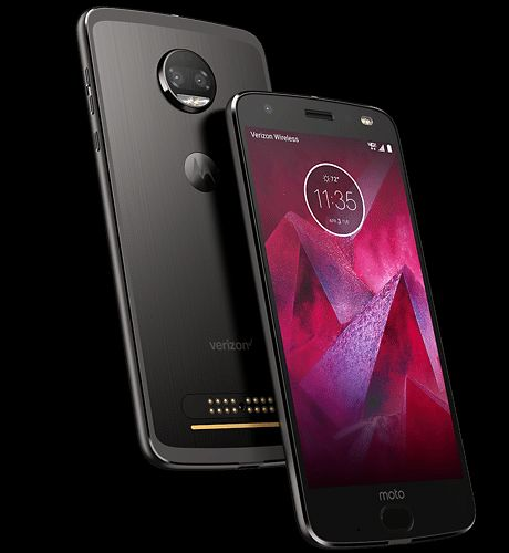 Moto Z2 Force Smartphone Review