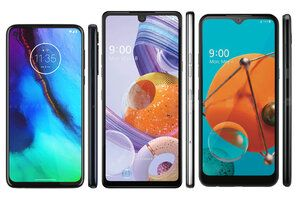 Moto G Stylus, LG K51 and Stylo 6 launch budget price onslaught on T-Mobile, Sprint and Metro