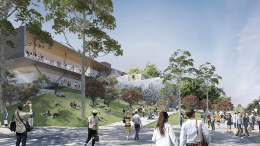 Apple submits revised plans for controversial Federation Square store