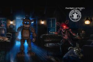 Five Nights at Freddy's AR: Special Delivery brings the horror to iOS and Android devices