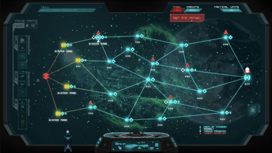 'Crying Stars' is an 'FTL'-Inspired Space Roguelike Coming to iPad