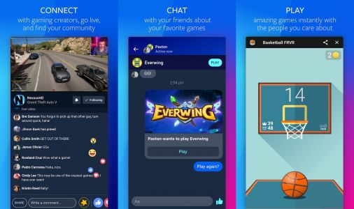 Facebook Criticizes Apple's App Store Policies, Launches Gaming App on iOS Without Games