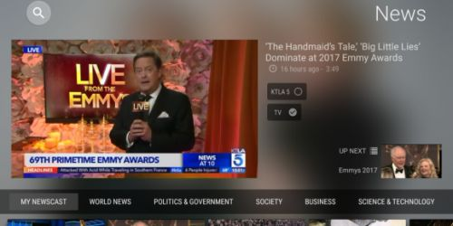 Following Watchup acquisition, Plex launches ad-supported news section