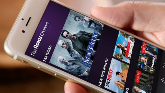 Roku now lets you watch its free movie channel on mobile