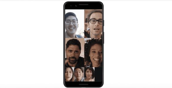 Google Duo Now Lets You Make Video Calls With Eight People