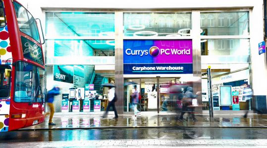 McAfee sues Dixons Carphone in software dispute