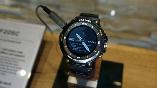 Casio WSD-F20SC wants to be your adventure-ready Wear OS watch