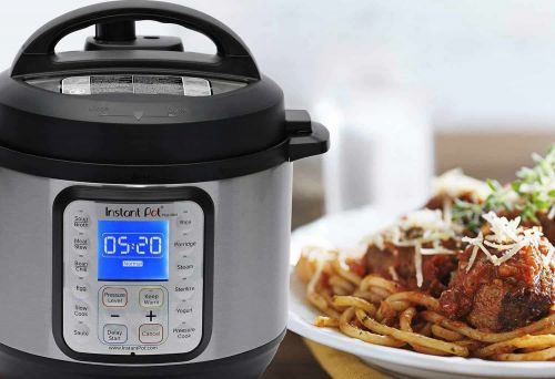 Grab The Instant Pot Duo Evo Plus For Just $69 In This One-Day Sale