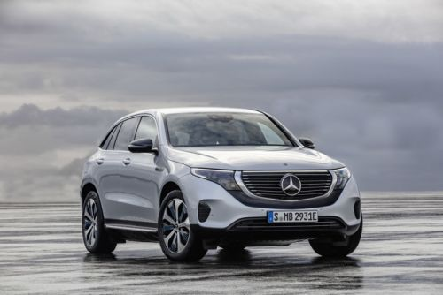 New Mercedes EQC Electric SUV Gets Official