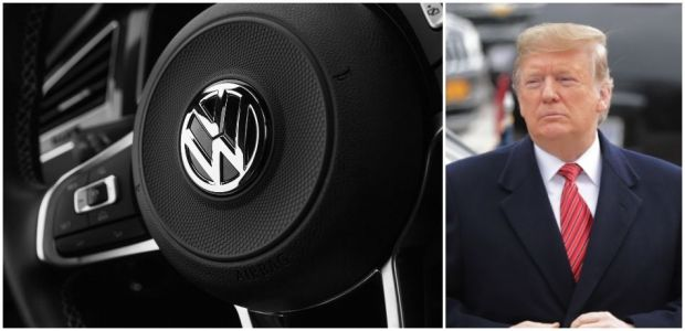 Volkswagen Buys 'Trump Insurance Policy' By Teaming Up With Ford