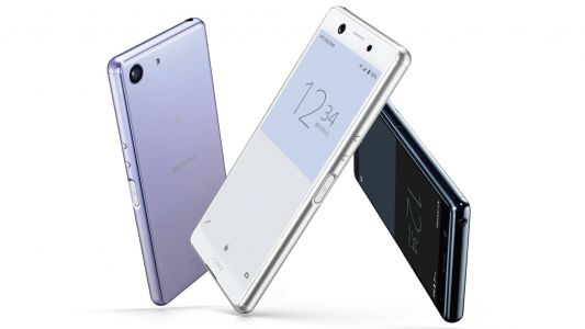 Sony's new phone is a reworked XZ4 Compact, but you won't be able to buy it