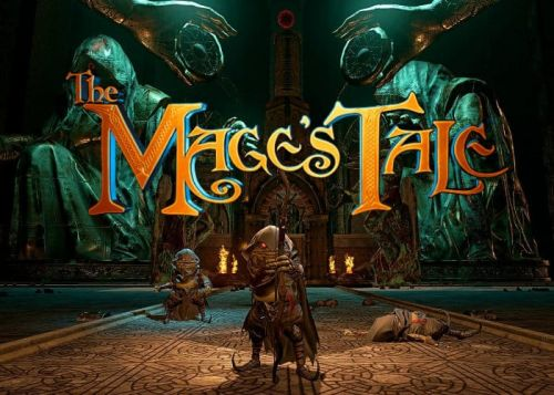 Mages Tale VR Game Launches On HTC Vive