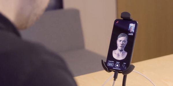 The Walking Dead mobile game developer using iPhone X TrueDepth camera as motion capture tool
