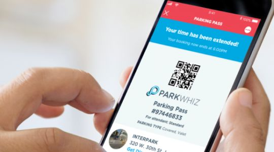 ParkWhiz's Arrive Network automates parking payments with wireless technology