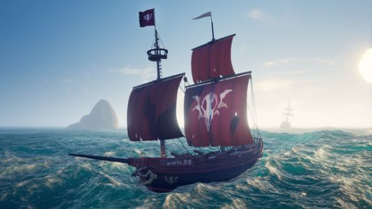 Sea of Thieves: Cursed Sails leaves dock with skeleton crews July 31