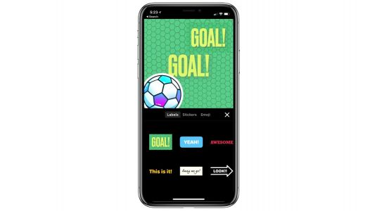 Apple updates Clips with new soccer content ahead of FIFA World Cup