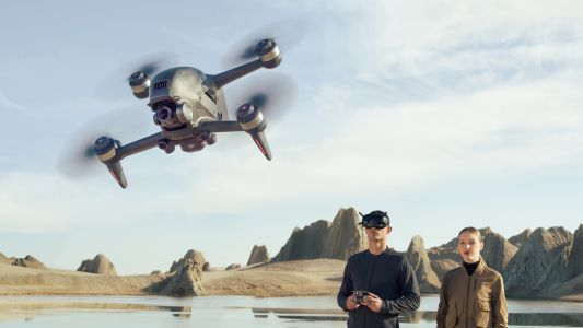 DJI FPV drone laws: where and how can you actually fly DJI's new drone&quest