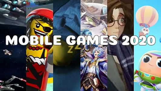 11 Mobile Games to Look Out For in 2020