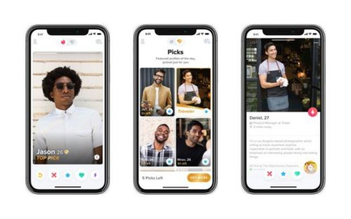 Tinder Introducing New 'Picks' Feature