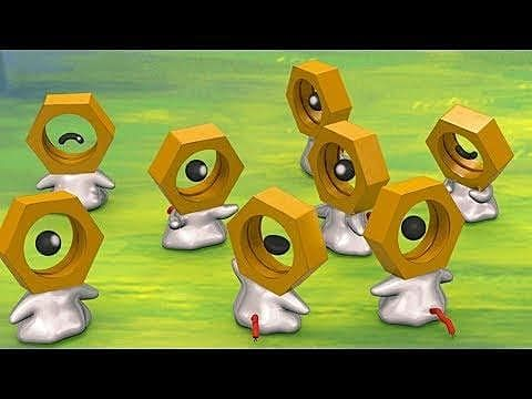 Professors Oak And Willow Learn More About Meltan In This New Pokemon Video