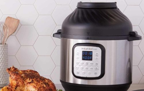 Be A Kitchen Ninja With This Instant Pot Duo - Black Friday Deals 2020