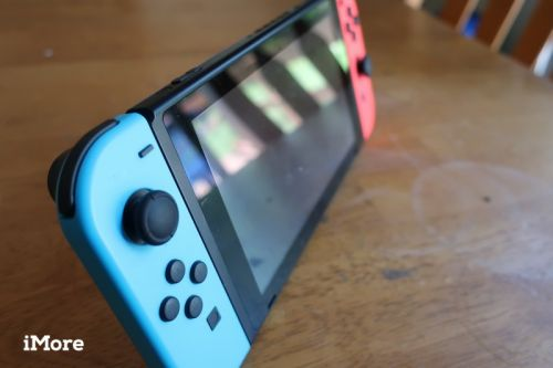 Best Nintendo Switch Cases that Fit in the Dock