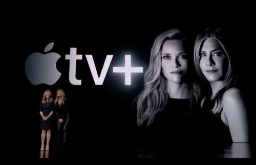 Apple TV+ The Morning Show first full trailer released