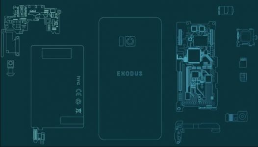 HTC Exodus Is A New Blockchain Powered Smartphone